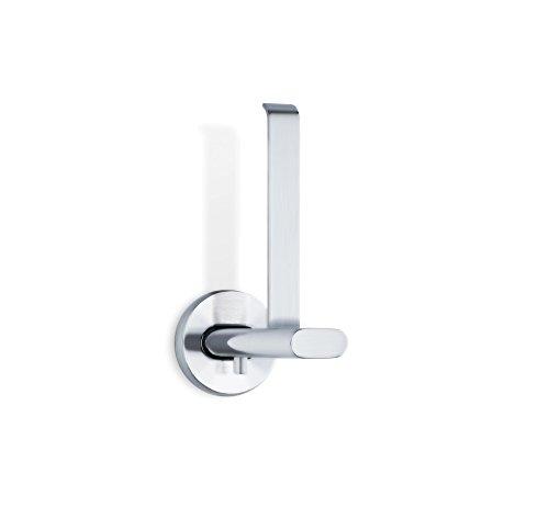Blomus 68842 WC-Rollenhalter Areo, Edelstahl