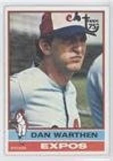 Dan Warthen (Baseball Card) 2014 Topps - 75th Anniversary Buybacks #1976-374