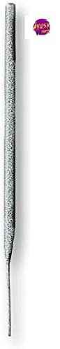 Ayush Silver Sparkler Candles, Pack of 8