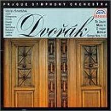 Dvorak: Mass in D major; Biblical Songs Op. 99 Nos. 1-5; Te Deum