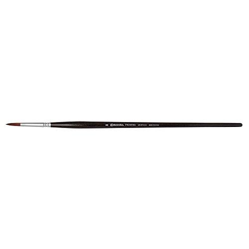 Pincel Serie 4175 de punta redonda Fibra sintética Teijin nº6