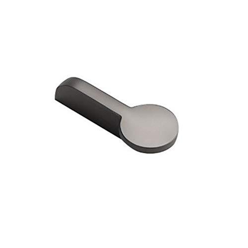 JKZX Cabinet Pulls Drawer Dresser Garderobe Tür Moderne Griffe Hardware for Küche und Bad Schränke Schrank Möbel Pull Schubladengriffe Schrankgriff Möbelgriff (Color : Gray)
