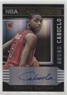Bruno Caboclo (Basketball Card) 2014-15 NBA Hoops - Hot Signatures #86