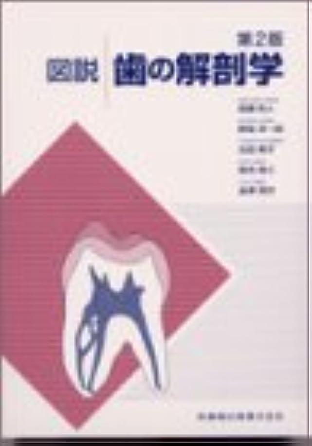 州宿泊株式図説歯の解剖学第2版