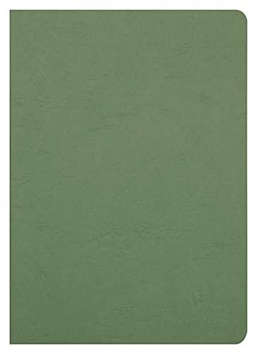 Clairefontaine 733003C Linea Age Bag Quaderno Spillato A4 96P Pagina Neutra Verde
