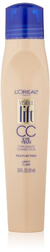 L'Oréal Paris Visible Lift CC Eye Concealer, Light, 0.33 fl. oz.