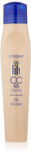 L'Oréal Paris Visible Lift CC Eye Concealer, Light, 0.33 fl. oz.