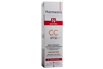 CC Cream CAPILAR-TONE Evens Skin Tone Cream SPF 30 | CC Creme