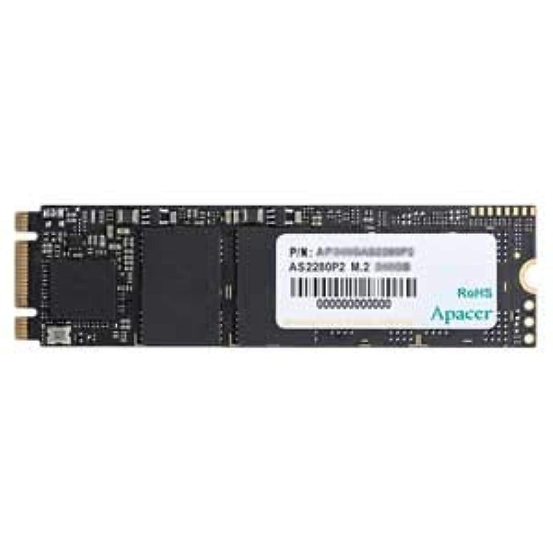脅威習慣うるさいApacer(アペイサー) AS2280P2 M.2 NVMe PCIe Gen3 x2 SSD 120GB AP120GAS2280P2-1