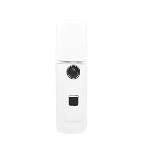 Face Stream Beauty Spray Máquina de agua Mano Hidratante Nano Ionic Mist Humidificador Humidificador Sauna Facial Poro Limpieza Herramienta (Color : B)