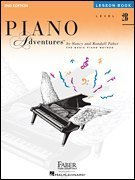 Faber Piano Adventures Level 2B ; Lesson Book ; 2nd Edition