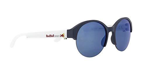 Red Bull Spect Eyewear sport zonnebril Wing5 mat blauw/wit (003PN)