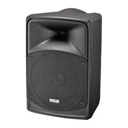 AHUJA PORTABLE PA SYSTEM BSX-602DP WITH, BLUETOOTH USB & ECHO EFFECT (RECHARGEABLE BATTERY)