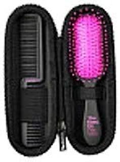 The Knot Dr. Comb Hairbrush 2 pcs. Pro Mini Kit (Fuchsia)