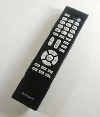Mitsubishi Remote Control, Part Number: 290P187010