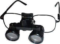 KASHSURG Dental,Medical,Surgical,Optical Binocular Loupe 2.5X In Case
