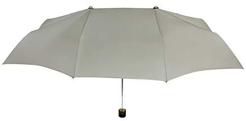 Práctico y Original Paraguas Vogue Plegable para Dos Personas, con protección Solar, antiviento y Acabado Teflón Que repele el Agua. Llévatelo de Viaje. (Verde Agua)