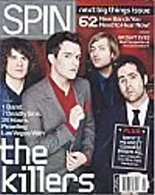 Spin Magazine February 2005 (1 Band. 7 Deadly Sins. 24 Hours. Prowling Las Vegas with The Killers!)