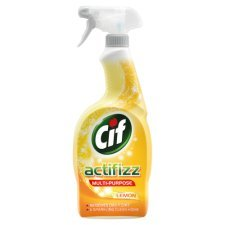 Cif Actifizz Lemon Multi Purpose Spray 700ml