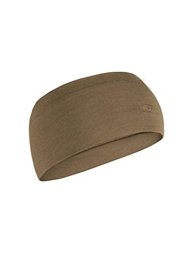 icebreaker Merino Standard Chase Woll-Stirnband für Damen oder Herren, Loden, Einheitsgröße