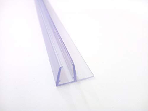 RPB Docce - Profilo F3 vetro 6/8 mm baffo 10 MADE IN ITALY per box doccia in Vetro