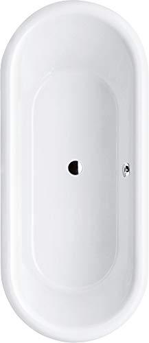 Villeroy & Boch Badewanne Oval Nexus 177,1x77,1cm weiß (alpin), UBQ180NEU7V-01