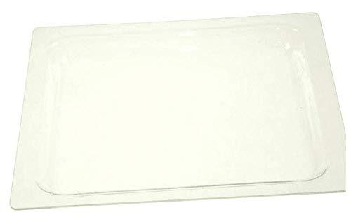 PLAT VERRE 320 X 380 M/M POUR MICRO ONDES BOSCH - 00114537