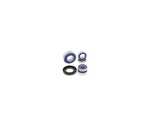 Compatible avec/Remplacement pour 1100 GSXR-86/87-KIT ROULEMENTS DE ROUE ARR-25-1097