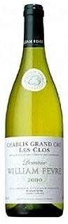 シャブリ グランクリュ レ クロ 2018 ドメーヌ ウィリアム フェーブル 375ml 白ワイン フランス ブルゴーニュ