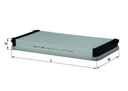 MAHLE Original LA 32/3 Cabin Air Filter