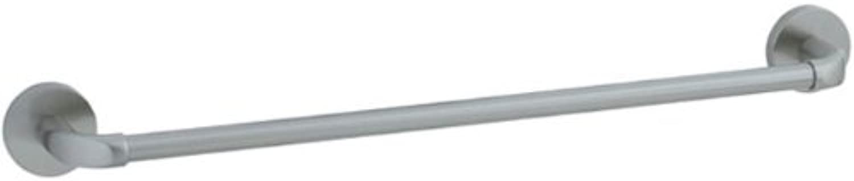 Cifial 495.324.625 Stone Mountain 24-Inch Towel Bar, Polished Chrome