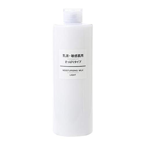 無印良品 乳液・敏感肌用・さっぱりタイプ(大容量) 400ml 15258536