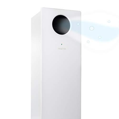 Respirae Purificador de Aire con luz Ultravioleta UV-C, germicida, eficacia del 99,9%, certificado, sin filtros ni ozono (R1)