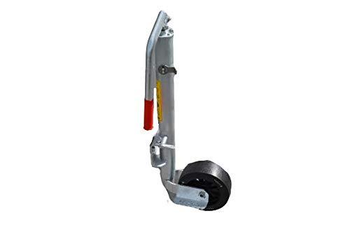 Reiß-Werkzeuge Hydraulik Komfort Anhänger Stützrad 600KG Extrem Stabil