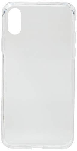 1289-Capa Protetora Glass Shield para iPhone X/XS, iWill, Capa Anti-Impacto, TRANSPARENTE