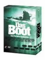 Uボート パーフェクト・コレクション (初回限定生産) [DVD]