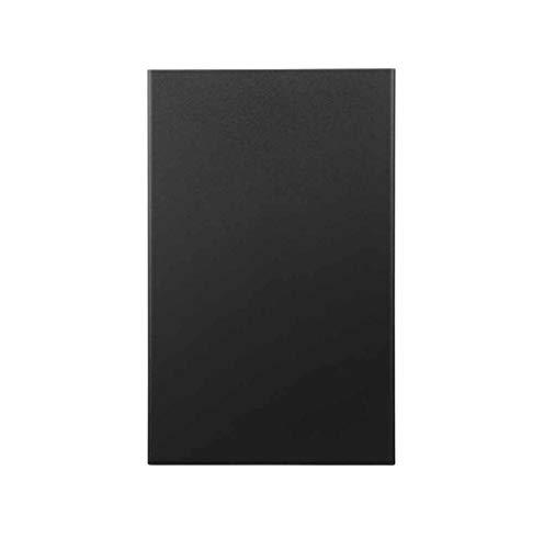 Disco Duro Externo HDD Alta Velocidad Estable 2,5 Pulgadas USB3.0/2.0 250 GB-2 TB Metal Ultradelgado Portátil Disco Duro Externo (USB 2.0 1TB,Negro)