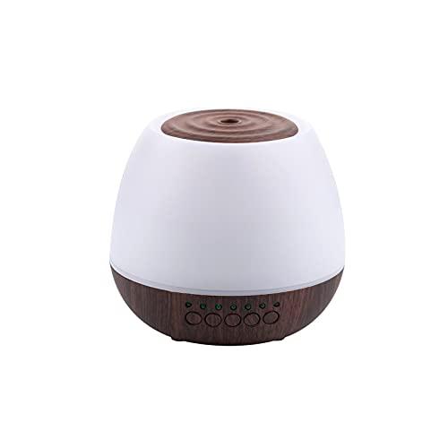 QYYYUNDING USB Humidificador de ultrasonidos silencioso de gran capacidad del humidificador, con la luz de la noche Bluetooth, apague automáticamente el modo de suspensión, adecuado para el dormitorio