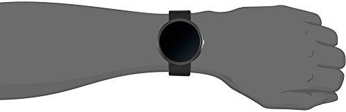 Motorola Moto 360 Modern Timepiece Smart Watch – Black Leather 00418NARTL