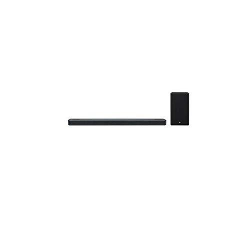 LG SN4R - Soundbar 4.1 (420 W di potenza, DTS Virtual:X, subwoofer wireless, Multi Bluetooth 4.0, HDMI, USB, ingresso ottico)