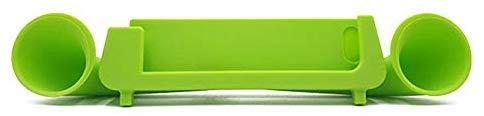 Zeaih mobiele telefoon geluidsversterker, siliconen houder luidspreker, beugel zacht draagbaar voor thuis