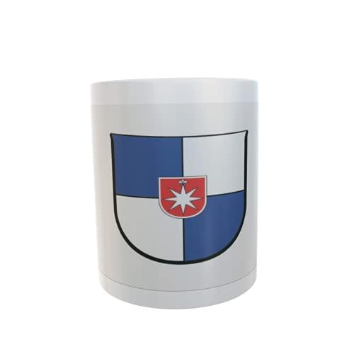 U24 Tasse Kaffeebecher Mug Cup Flagge Norderstedt