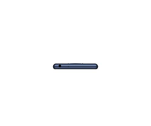 Sony Xperia 10 Smartphone (15,24 cm (6 Zoll) 21:9 Full HD+ Display, 64 GB Speicher, Dual-SIM, Split-Screen, Android 9) Navy Blau