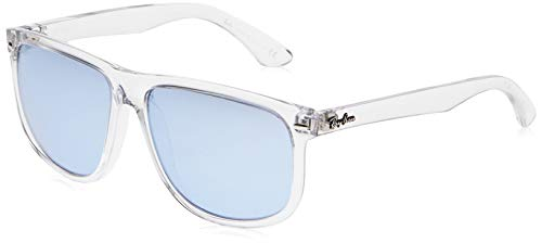 Ray-Ban MOD-4147 Ray-Ban Sonnenbrille MOD. 4147 Oval Sonnenbrille 60, Weiß