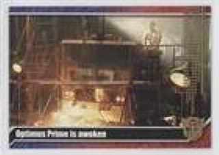 Optimus Prime (Trading Card) 2014 Topps Transformers UK - [Base] #118