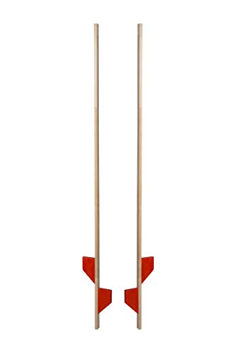Azzap -   Holzstelzen 170cm