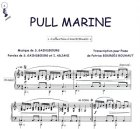 Partition : Pull marine - Piano et paroles