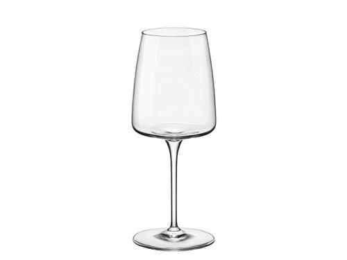 Bormioli Rocco 6491 Set de Verres à vin Blancs, Transparent