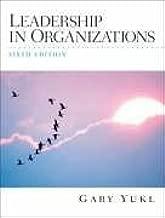 Leadership in Organizations (6th Edition)