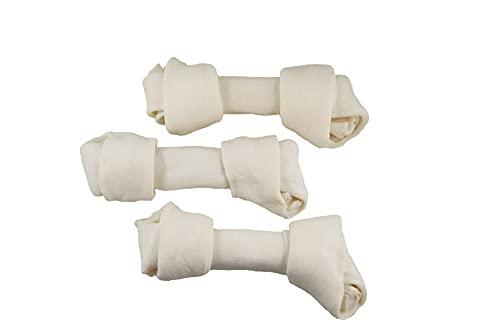 rawhides Large Rawhide Bones 8-9